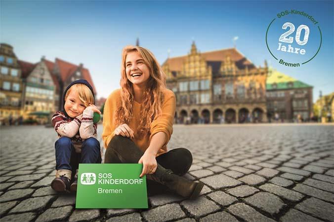 20 Jahre SOS Kinderdorf Bremen