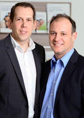 Ansprechpartner Axa Versicherung: Herr Heyltjes und Herr Neumann