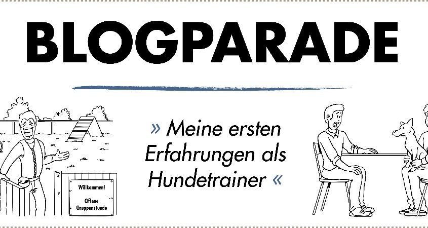 Blogparade-erste-Erfahrungen-als-Hundetrainer