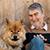 Profilbild Kurt M. Kotrschal und sein Hund