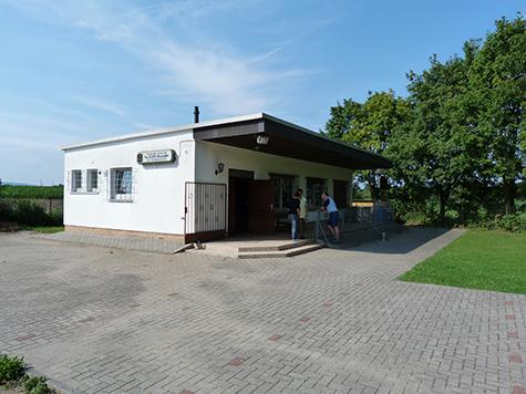 Ziemer & Falke Standort in Eddersheim (Hessen), Vereinshaus
