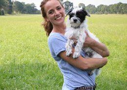 Wie Hunde lernen-Seminar: Kate Kitchenham mit Hund Knox