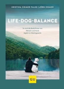 Life Dog Balance Cover