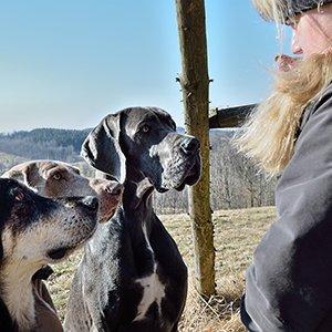 Mensch-Hund-Kommunikation mit Claudia Kannenberg