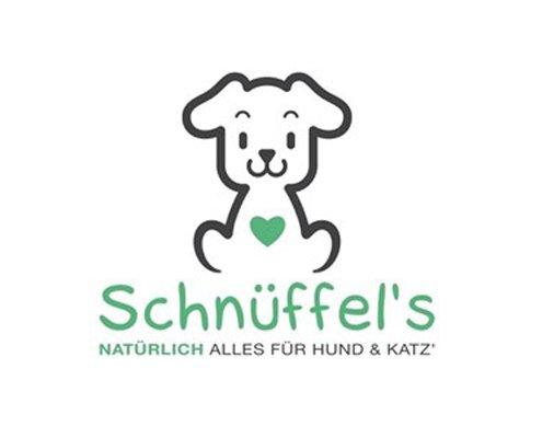Logo Schnüffelspaß - Natürlich alles für Hund & Katz