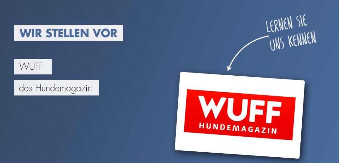 Wuff - Hundemagazin - Kooperation mit Ziemer & Falke