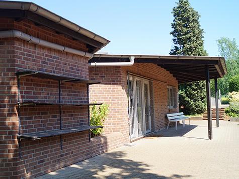Gebäudeansicht Standort Hückelhoven - Seminarraum