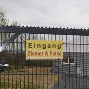 Eingangstor Seminargelände in Königswinter