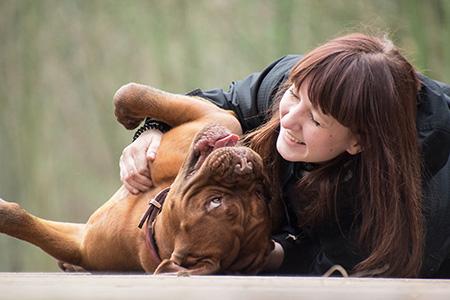 Ines Hebäcker bei Ziemer & Falke: Tierkommunikation