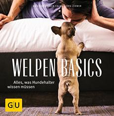 Buch Welpen Basics