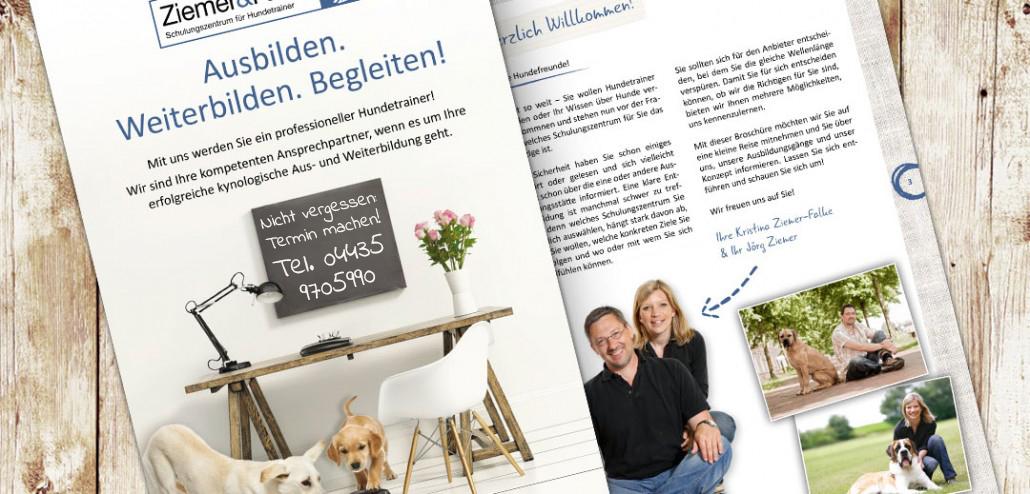 Ziemer & Falke Infomappe
