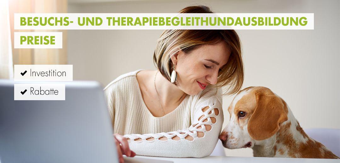 Besuchs- und Therapiebegleithundausbildung Startbild
