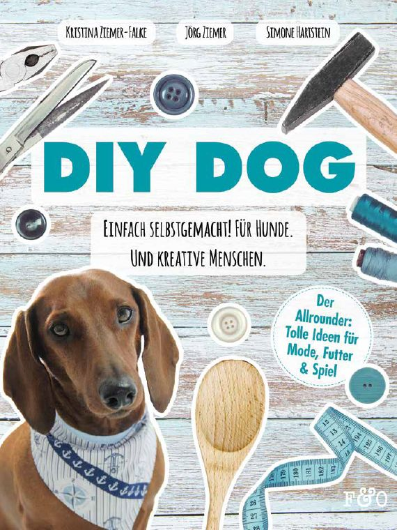 Diy Dog Buchcover