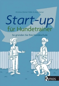 Start-up für Hundetrainer Cover