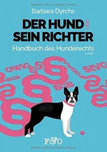 Der Hund und sein Recht Buchcover