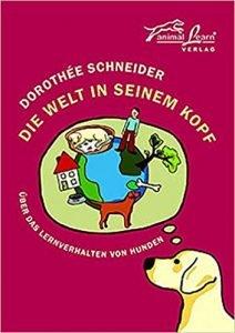 Die Welt in seinem Kopf: Über das Lernverhalten von Hunden Buchcover