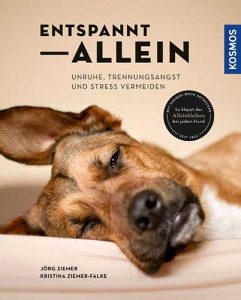 Entspannt allein - Buchcover