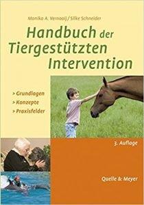 Handbuch der Tiergestützten Intervention: Grundlagen–Konzepte–Praxisfelder Buchcover