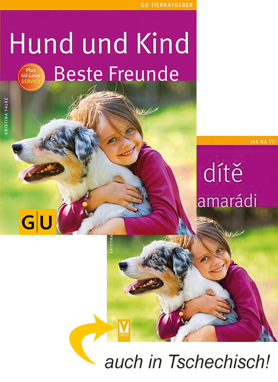 Hund und Kind Cover