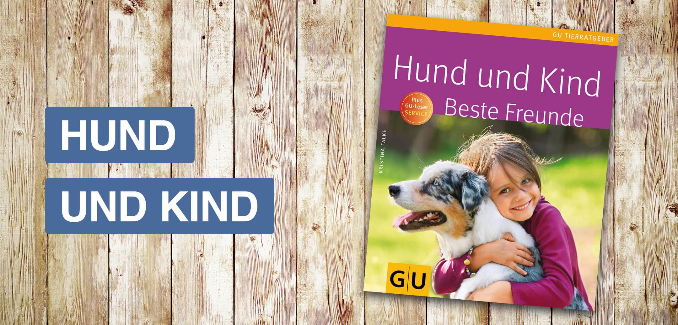 Hund und Kind Informationsseite Startbild
