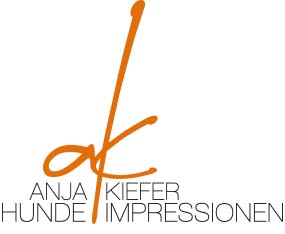 Hundeimpressionen Anja Kiefer Logo