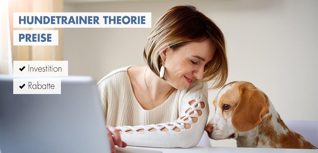Hundetrainer Theorie Preisinformationen