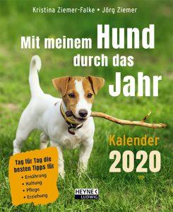 Mit meinem Hund durch das Jahr - Kalender 2020