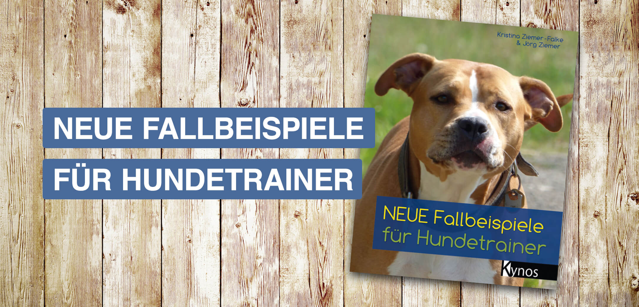 Neue Fallbeispiele für Hundetrainer Informationsseite Startbild