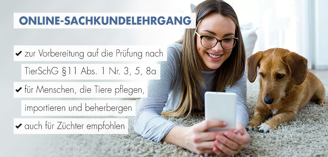 Online-Sachkundelehrgang