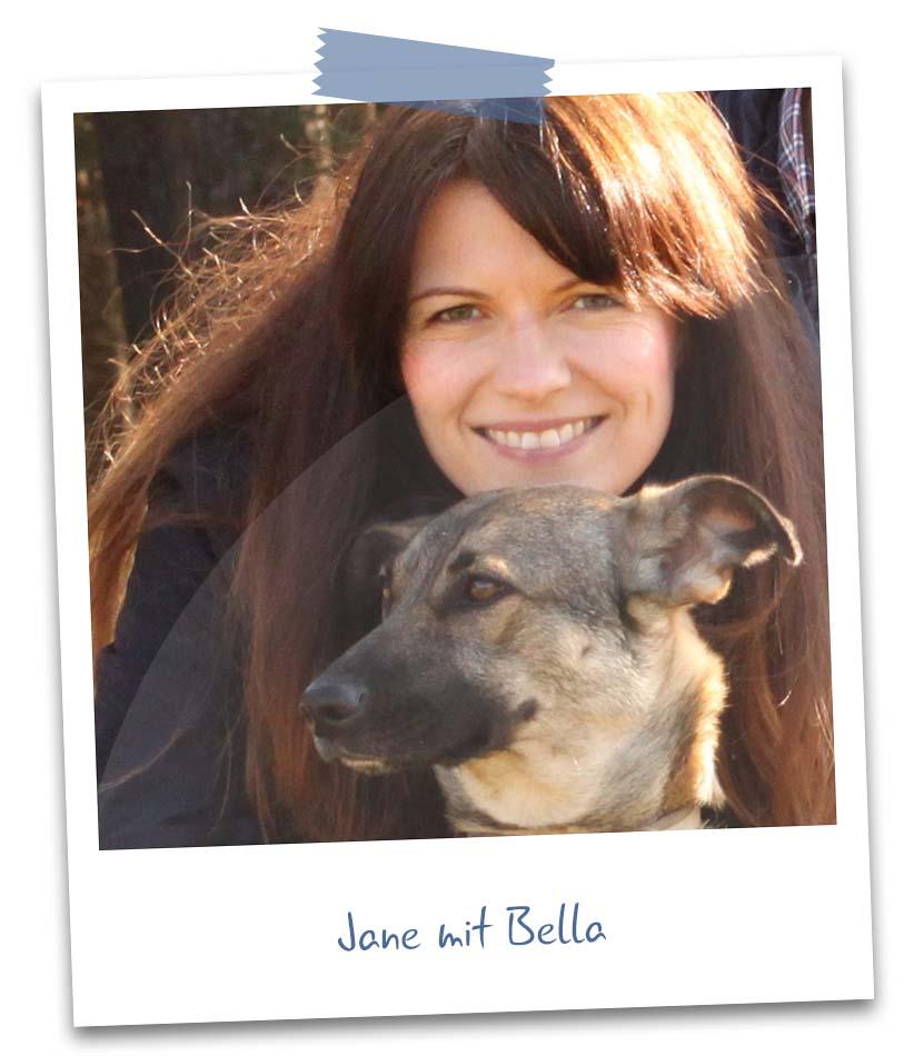 Jane mit Bella