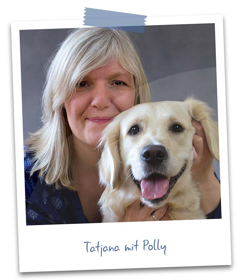 Tatjana mit Polly
