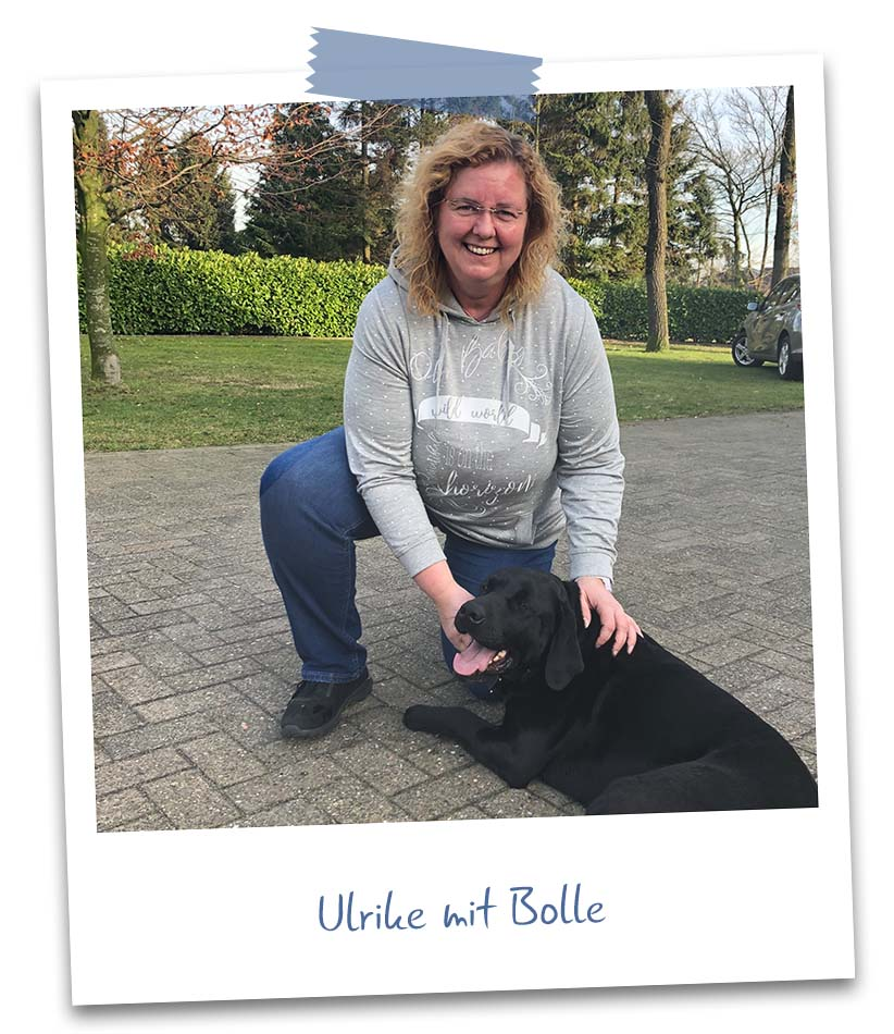 Ulrike mit Bolle