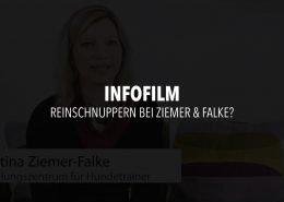 Infofilm - Reinschnuppern bei Ziemer & Falke