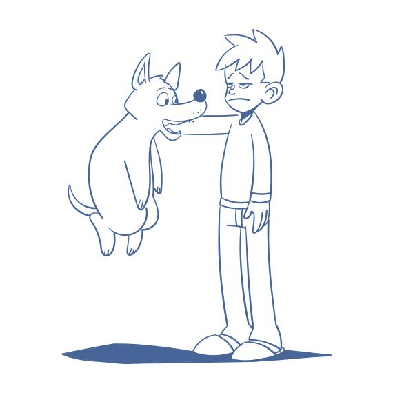 Verhaltensberater Illustration