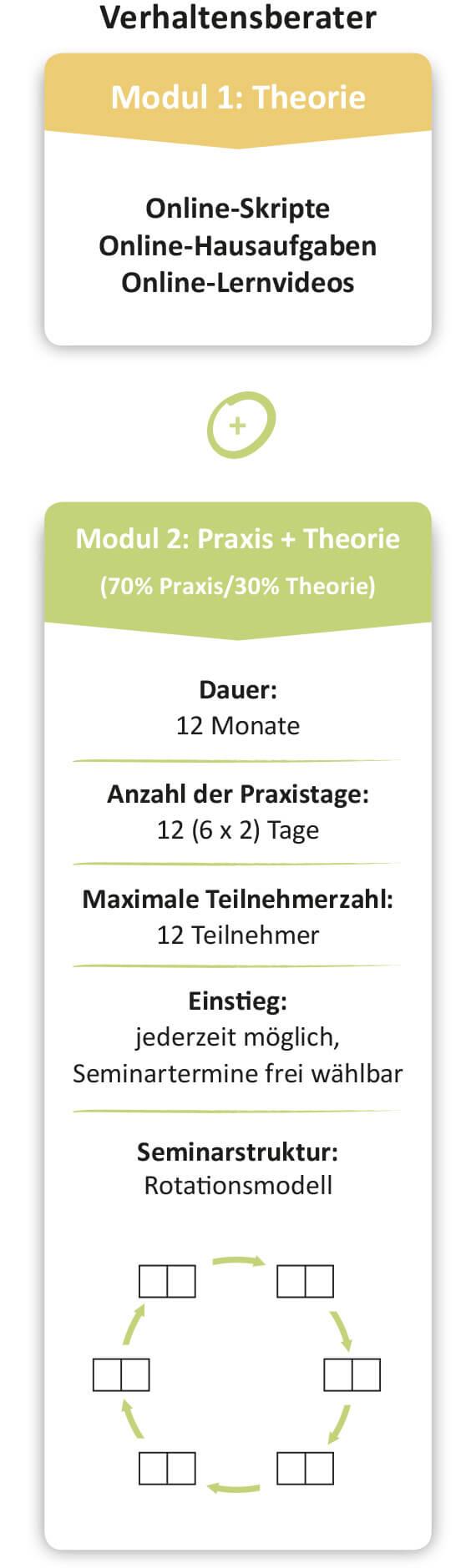 Verhaltensberater Infografik