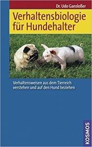 Verhaltensbiologie für Hundehalter Buchcover