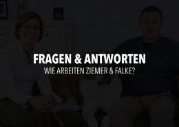Wie arbeiten Ziemer & Falke?
