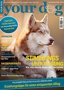 Your Dog-Magazin: Titel des Magazins