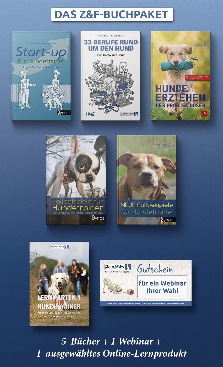 DAS Z&F-Buchpaket